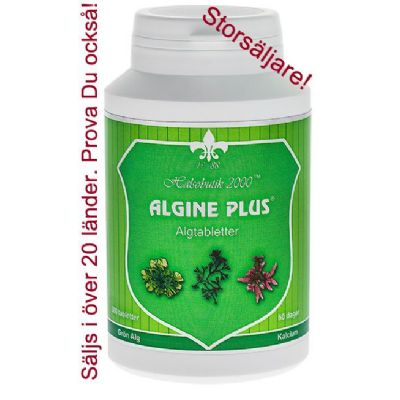 Algtabletter Algine Plus
