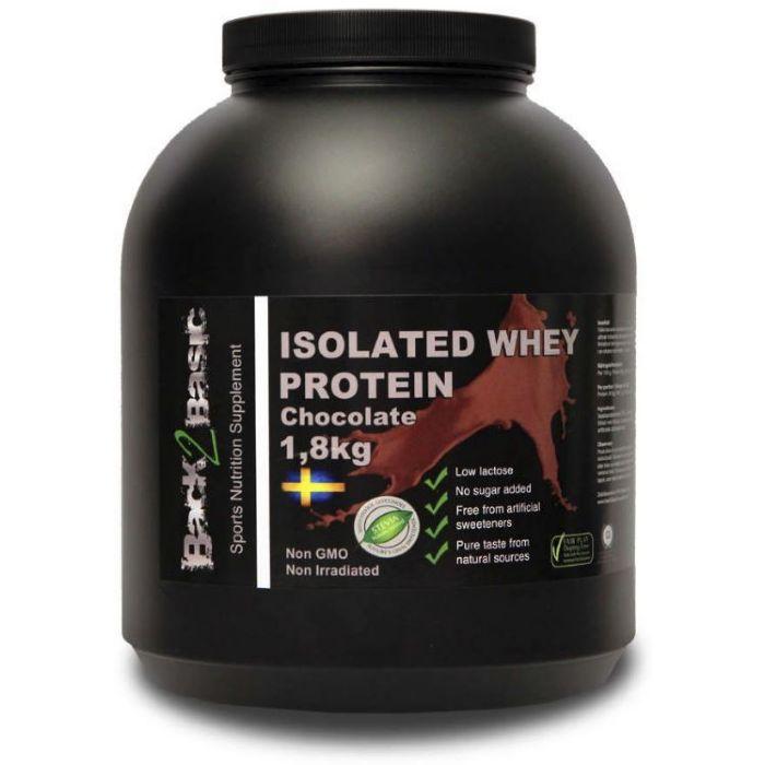 proteinpulver utan socker och sötningsmedel